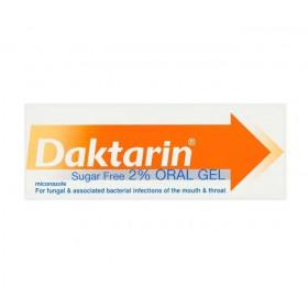 Daktarin Sugar Free Oral Gel 15g