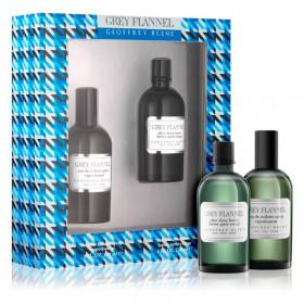 Grey Flannel by Geoffrey Beene Edt 120ml Spray Gift Set