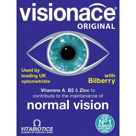 Vitabiotics Visionace Tablets - 30 Tablets