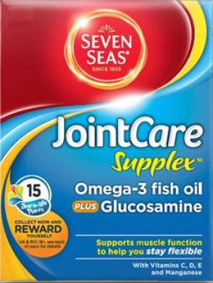 Seven Seas Jointcare Supplex - 90 Capsules