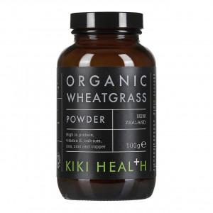 Organic Wheatgrass Powder 100g