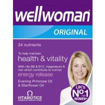 Vitabiotics Wellwoman Original Capsules - 90 capsules