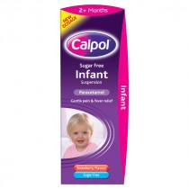 Calpol Sugar Free Infant Suspension Liquid 200ml