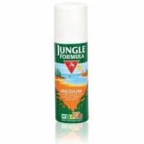 Jungle Formula Insect Repellent Medium Body Spray 125ml