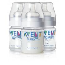 Avent Feeding Bottle 125ml BPA Free - Pack of 3