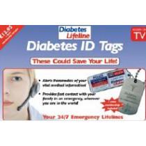 Diabetes ID Tags