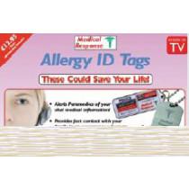 Allergy ID Tags