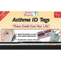 Asthma ID Tags