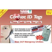 Cardiac ID Tags