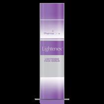PharmaClinix Lightenex Face Scrub and Wash 250ml