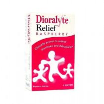 Dioralyte Relief Raspberry Sachets