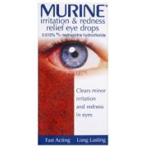 Murine Irritation and Redness Relief Eye Drops 10ml