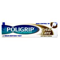 Poligrip Total Care Dental Fixation 40gm Denture Fixation Cream