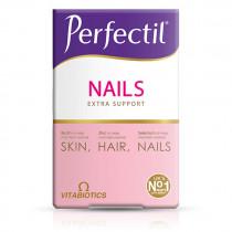 Vitabiotics Perfectil Plus Nails Extra Support - 60 Tablets