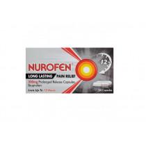 Nurofen Pain Relief 300mg 24 Capsules - Long Lasting