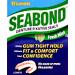Seabond Denture Fixative Seals - Fresh Mint - 15 Lowers
