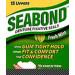 Seabond Denture Fixative Seals Fresh Mint - 15 Upper Seals