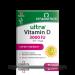 Vitabiotics Ultra Vitamin D 3000IU Super Strength Tablets - 96 Tablets